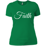 Faith - Next Level Ladies' Boyfriend T-Shirt - Royal Teez Xpress, [poduct_type] - mug, cup, tshirt, hoodie, phone case, tablet case, coaster, apron