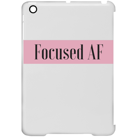 Focused AF - iPad Mini Clip Case - Royal Teez Xpress, [poduct_type] - mug, cup, tshirt, hoodie, phone case, tablet case, coaster, apron