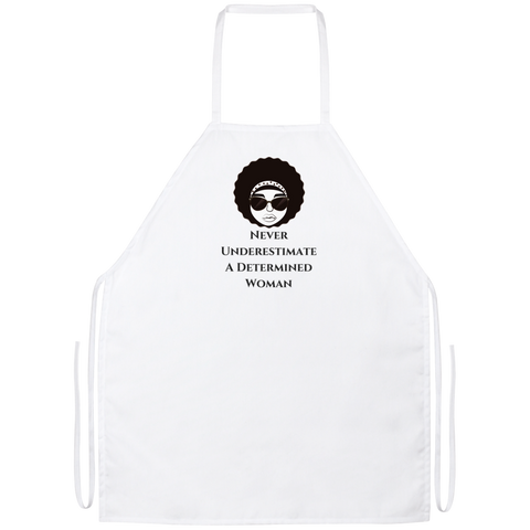 Never Underestimate -Apron - Royal Teez Xpress, [poduct_type] - mug, cup, tshirt, hoodie, phone case, tablet case, coaster, apron
