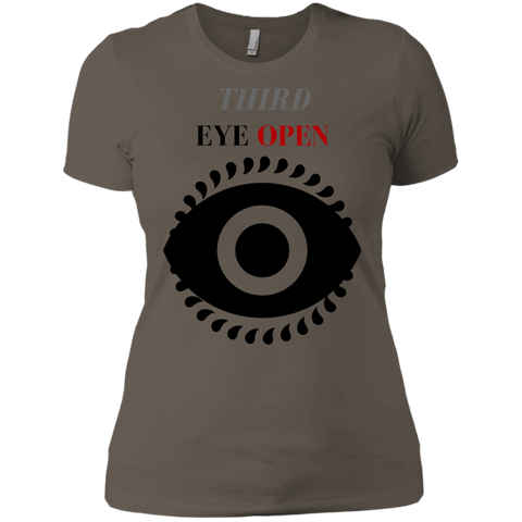 Third Eye Open - Ladies' Boyfriend T-Shirt - Royal Teez Xpress, [poduct_type] - mug, cup, tshirt, hoodie, phone case, tablet case, coaster, apron