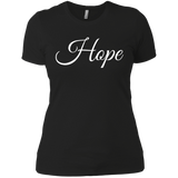 Hope -  Next Level Ladies' Boyfriend T-Shirt - Royal Teez Xpress, [poduct_type] - mug, cup, tshirt, hoodie, phone case, tablet case, coaster, apron