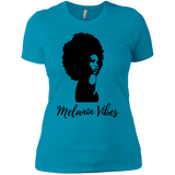 Melanin Vibes -  Next Level Ladies' Boyfriend T-Shirt - Royal Teez Xpress, [poduct_type] - mug, cup, tshirt, hoodie, phone case, tablet case, coaster, apron