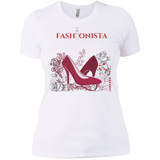 Fashionista - Next Level Ladies' Boyfriend T-Shirt - Royal Teez Xpress, [poduct_type] - mug, cup, tshirt, hoodie, phone case, tablet case, coaster, apron
