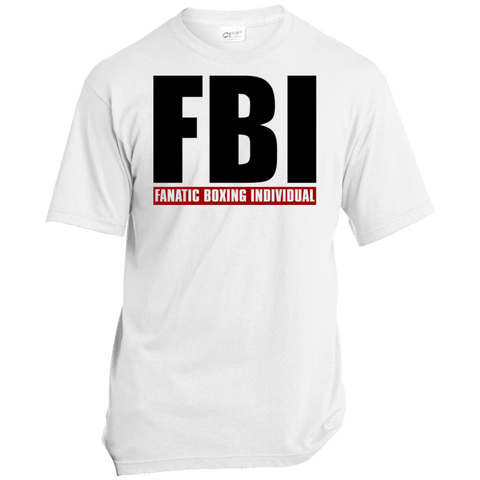 FBI -Mens - Port & Co. Made in the USA Unisex T-Shirt