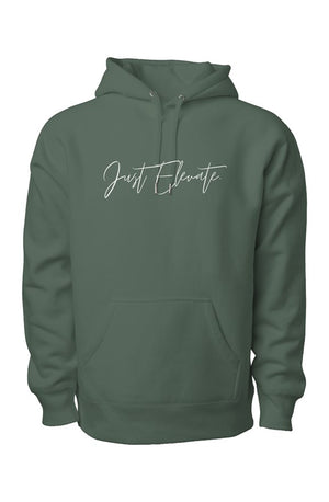 Open image in slideshow, Premium Élégante Hoodie - Army