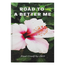 Load image into Gallery viewer, Road To A Better Me Journal