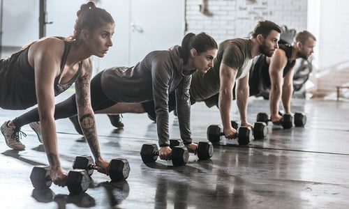 10 Personal Training Sessions for groups of up to 4