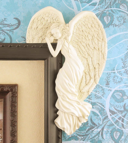 Corner Angel Watching Over You for Right Corners for Home Decor