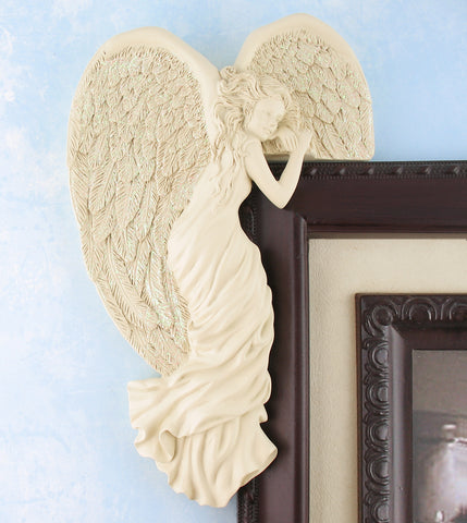 Corner Angel Watching Over You for Left Corners for Home Decor