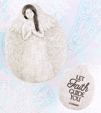"""Let Faith Guide You"" Collectible Token pocket angel gifts"