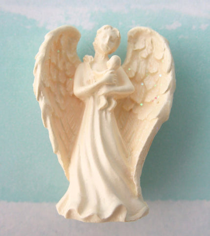 Tiny Angel of Protection Pocket Figurine | The Kindness of Angels