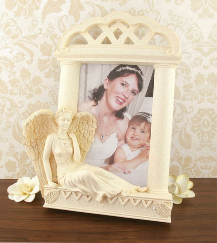 An Angel To Watch Over You 4 x 6 Photo Frame | The Kindness of Angels