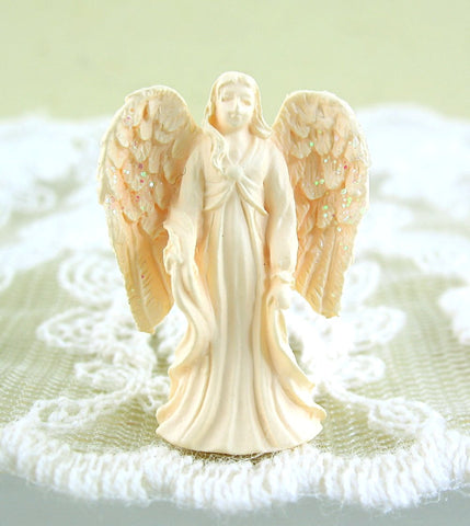 Tiny Angel of Healing Pocket Figurine | The Kindness of Angels