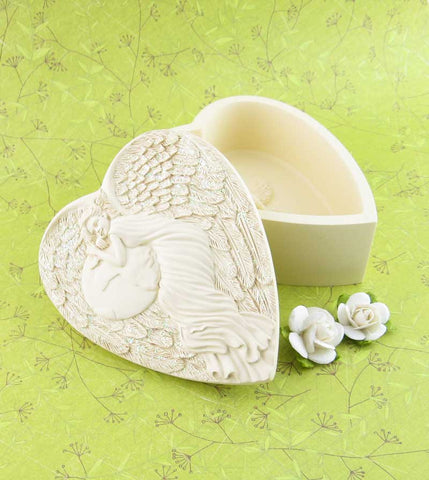Earth Angel Wish Box-Home Decor > Keepsake Boxes
