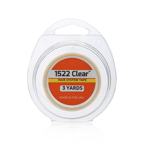1522 Clear 3 YARDS HAIR SYSTEM TAPE