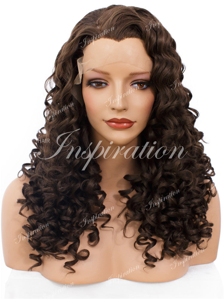 Halle Berry Lace Front Wigs N16 (22inch)