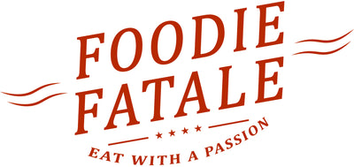 Foodie Fatale is for women who relish what they eat. We celebrate the pleasures of eating and rebel against fad deprivation diets and unrealistic body images.