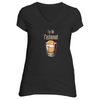 The I'm Old Fashioned Short Sleeve T-Shirt in Black - Foodie Fatale