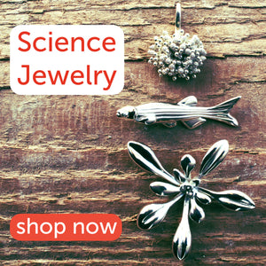 Ontogenie Science Inspired Jewelry