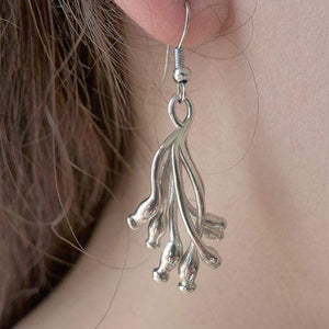 Sponge 'Ascilla' Earrings Earrings [Ontogenie Science Jewelry]