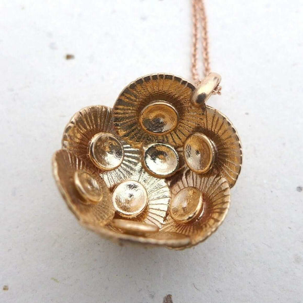 Coccolithus Pendant Pendant [Ontogenie Science Jewelry]
