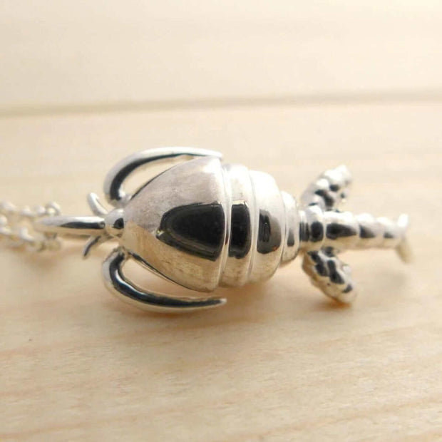 Copepod Pendant [Ontogenie Science Jewelry]