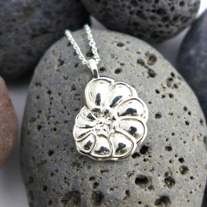 Hyalinea Foraminiferan Pendant Pendant [Ontogenie Science Jewelry]