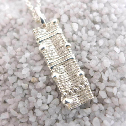 Cell Membrane Pendant Pendant [Ontogenie Science Jewelry]