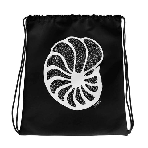Foraminiferan Cibicides Drawstring Bag Science Gift