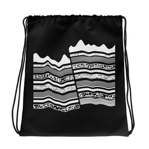 Dip Slip Fault Earthquake Geology Drawstring Bag Science Gift