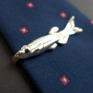 Zebrafish Tie Bar Tie Bar [Ontogenie Science Jewelry]