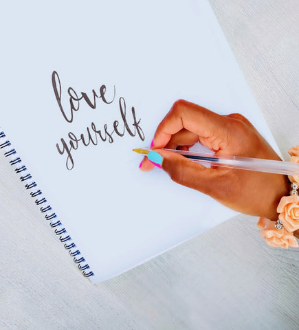 Love yourself by acknowledging your worth