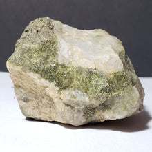 Green Epidote Display Specimen from Charlotte NC