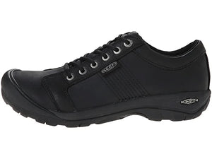 Keen Men's 1002990 Austin Casual Shoe, Black