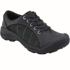 Keen Women's 1011400 Presidio Shoe, Black/Magnet