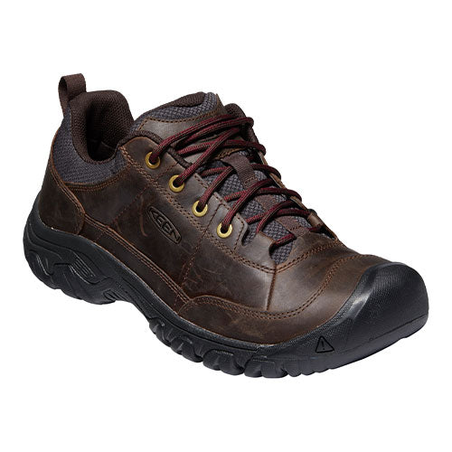Keen Men's 1022513 Targhee III Oxford Dark Earth/Mulch