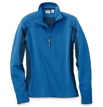 Storm Creek Women's 2725 Bianca Quarter Zip Microtherm Pullover