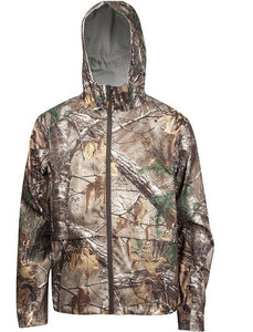 Rocky Men's 600381 Waterproof/Breathable Jacket, Real Tree AP Xtra