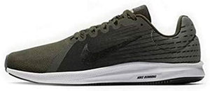 Nike Men's Downshifter 8 Running Shoe, Sequoia/Black/Spruce Fog/White