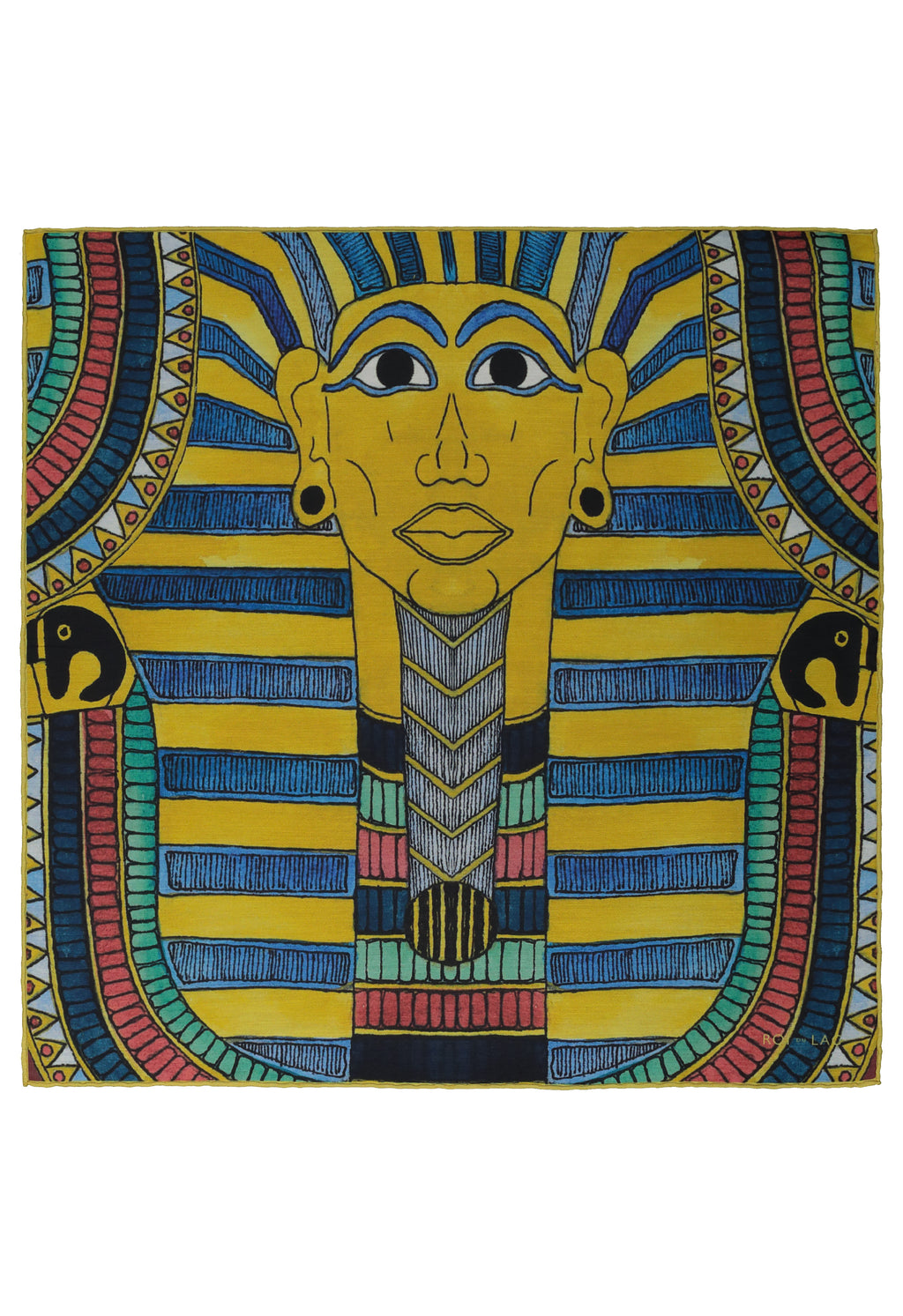 Pharao Pocket Square
