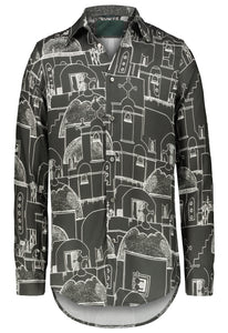 Trousers Tortoise Nile flower