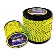 Spear Pro Dyneema Cored Reel Line Yellow