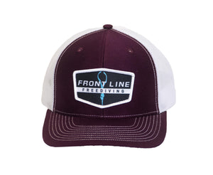 Front Line Freediving Hat