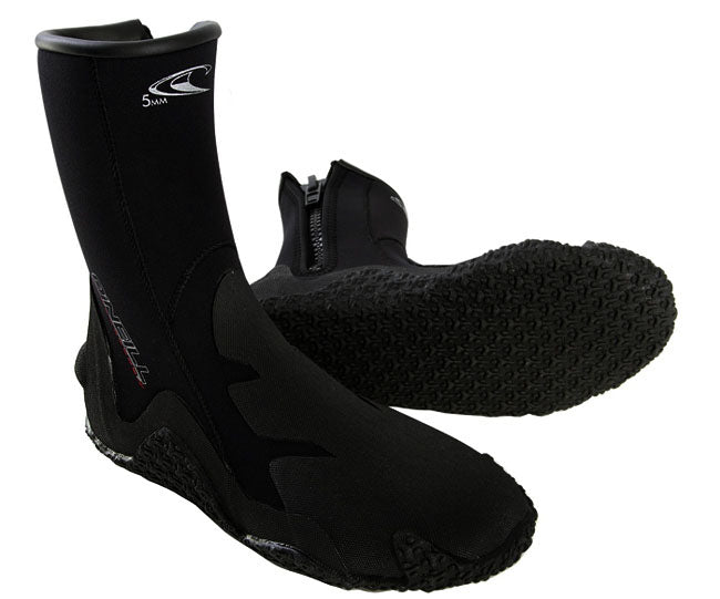 Comfortable 5mm Surf and Dive Booties