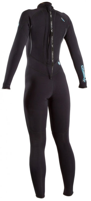 Very comfortable womens wetsuit