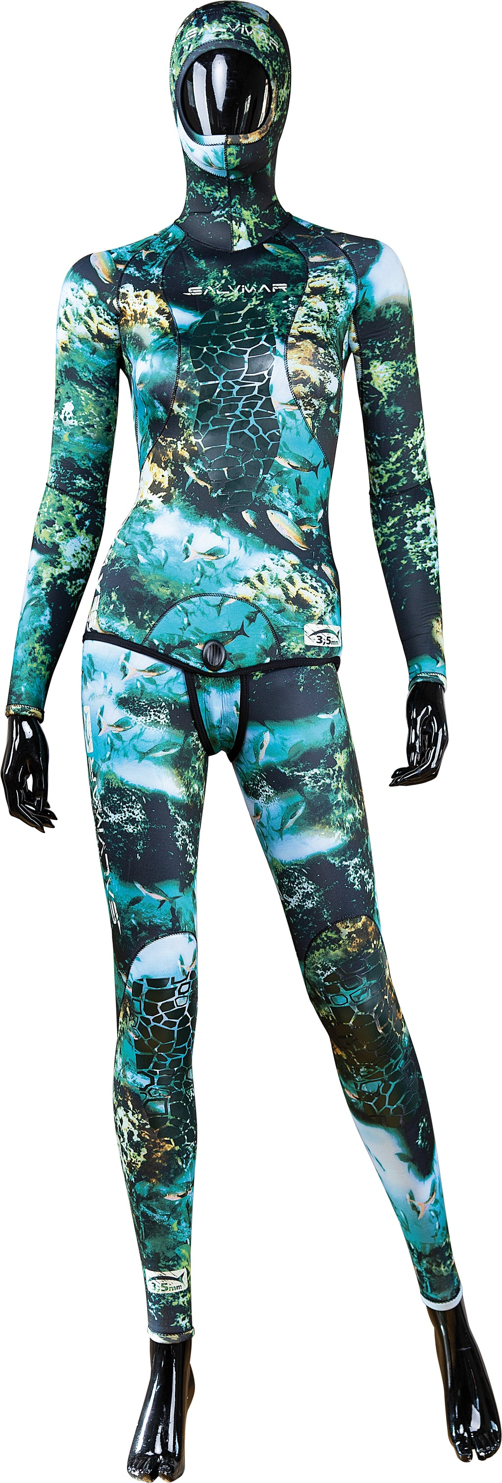 Salvimar Sea Walker 3.5mm – 5.5mm Women Wetsuit