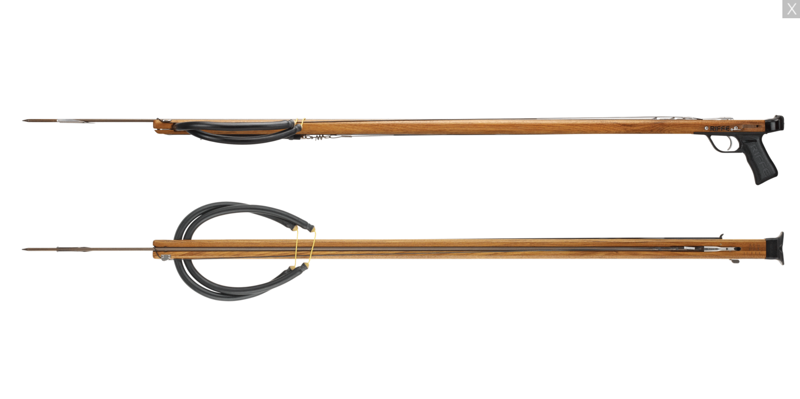 Riffe Euro Open Track Spearguns