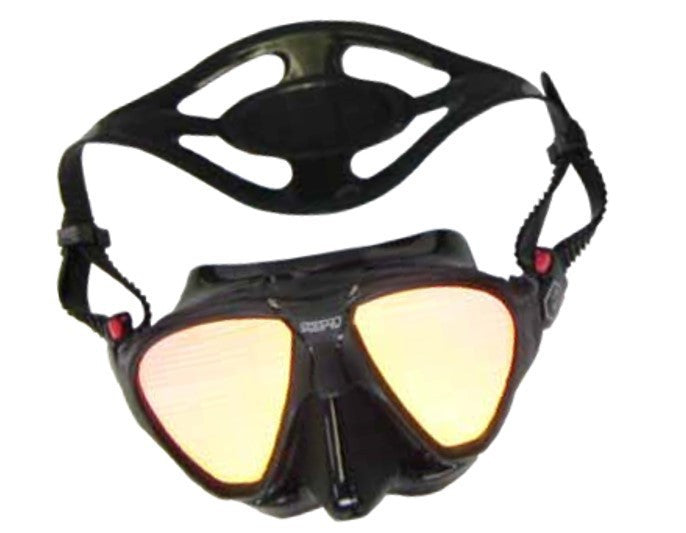 Spear Pro Red Eye Mask