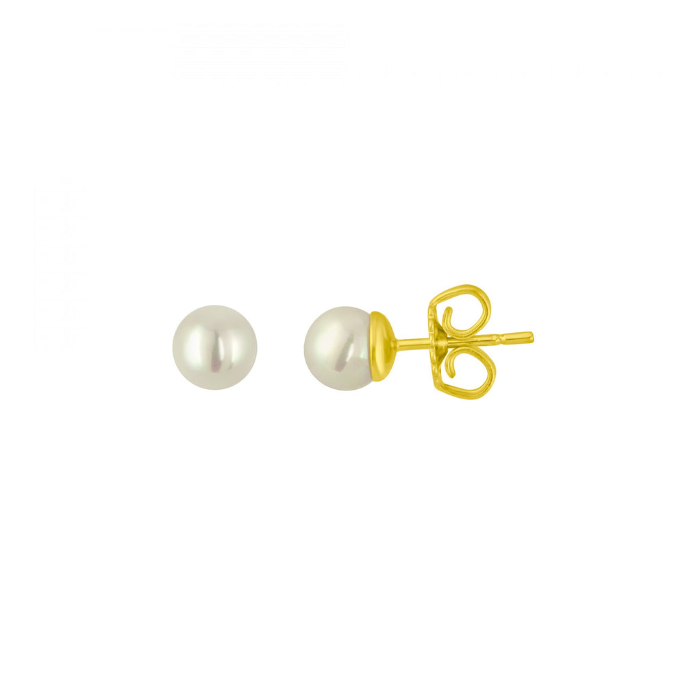 6MM Post Earrings