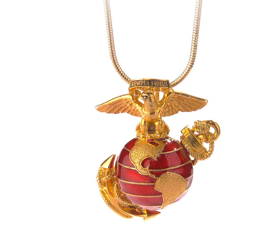 Marine Corp - Eagle Globe & Anchor
